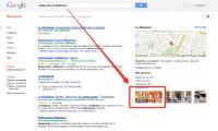 Destaque en los resultados de búsqueda de Google